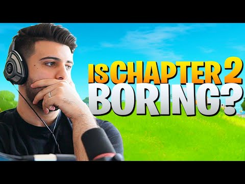 Is Fortnite Chapter
