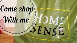 SHOP WITH ME IN HOMESENSE AND SEE WHAT I BOUGHT // AUTUMN/FALL HOME DECOR SHOP WITH ME