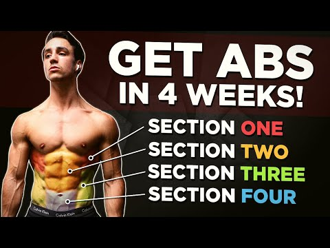 10 MIN HOME AB WORKOUT (GET ABS IN 4 WEEKS!)