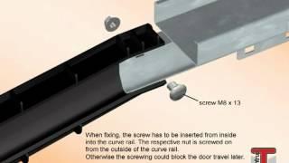 Gambar cover Carteck Insulated Sectional Garage Door Installation Video