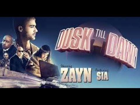 ZAYN Feat. Sia - Dusk Till Dawn (Ringtone) (2017)