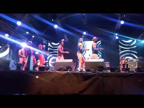 Werrason Live au Harare international Carnival 2017
