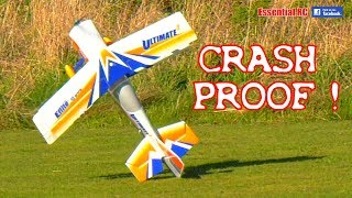 BEST CHEAP RC electric CRASH RESISTANT/DURABLE aeroplane for LEARNING 3D FLYING: E-flite Ultimate2