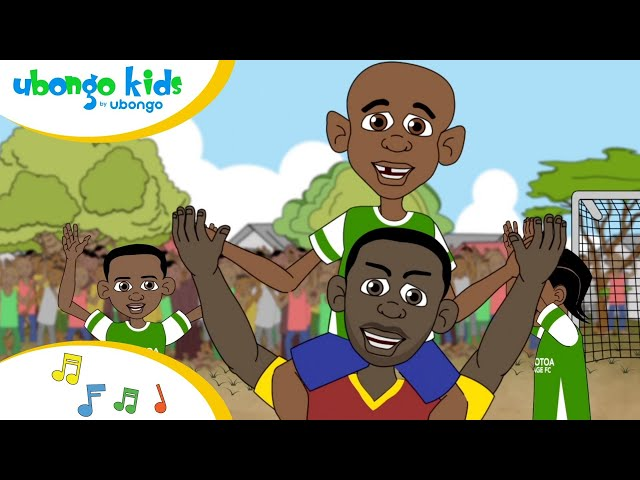 The Body Has Different Systems! | Sing With Ubongo Kids | Educational Cartoons for Children