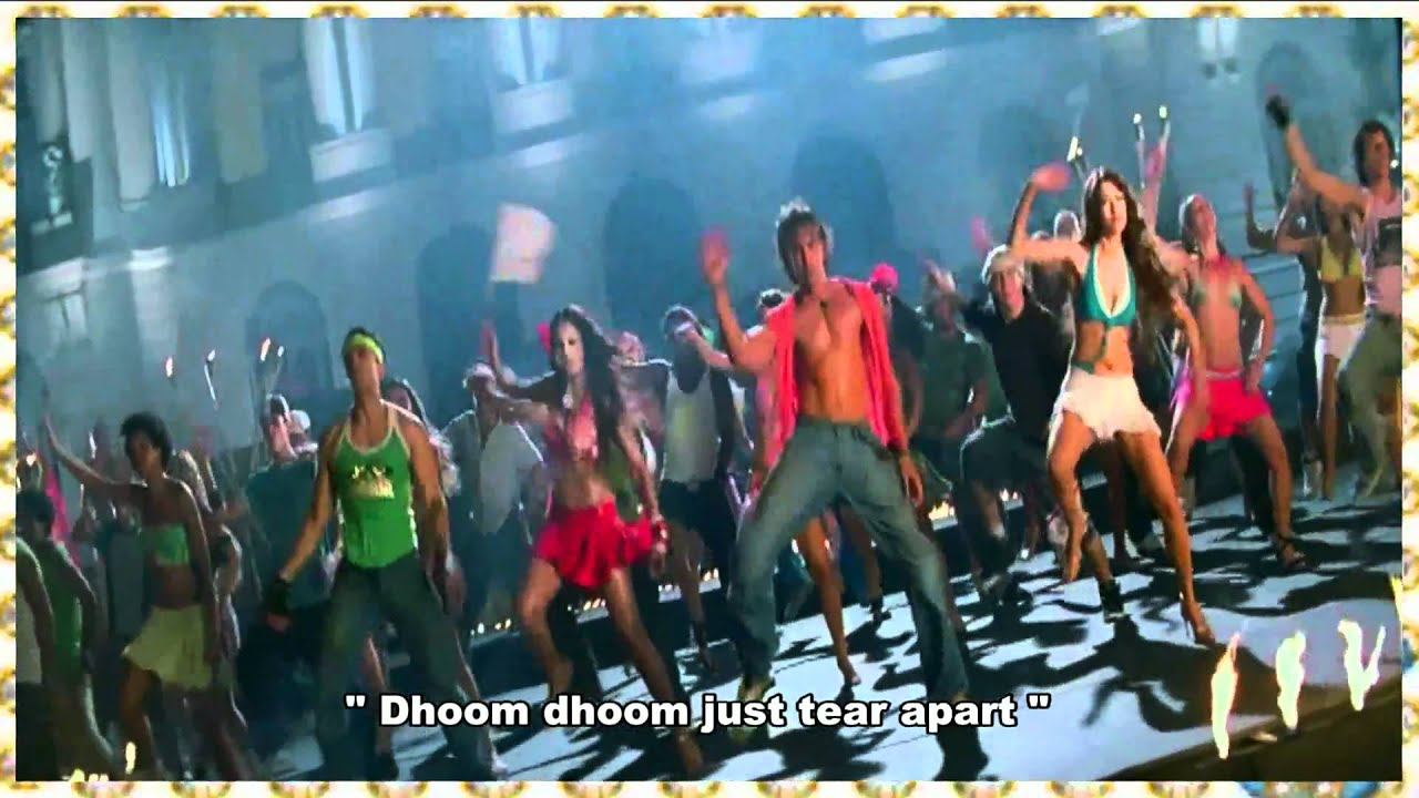 Dhoom 2 - New Trailer with English subtitles