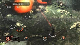 The Expendables 2 Videogame Gameplay