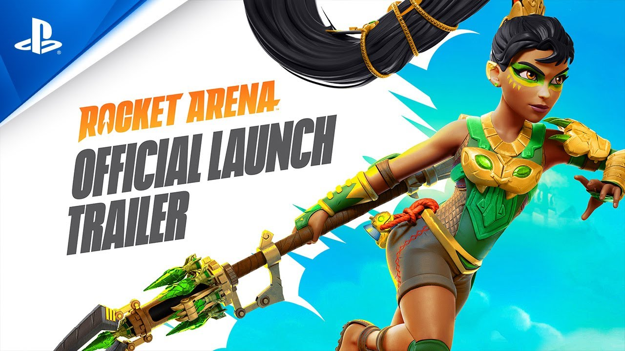 ROCKET ARENA - Official Launch Trailer