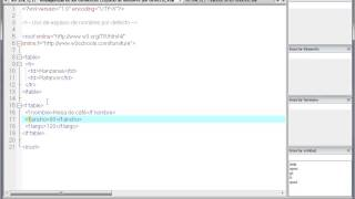XML: 03 Espacio de nombres