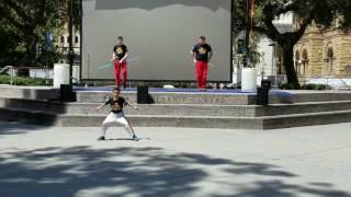 Ernie Reyes World Action Team SVCC performance