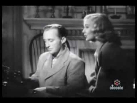 Bing Crosby White Christmas Video