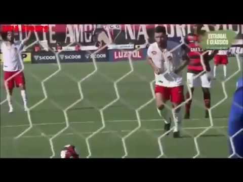 Atlético 0x1 Vila Nova - Gol Hiroshi