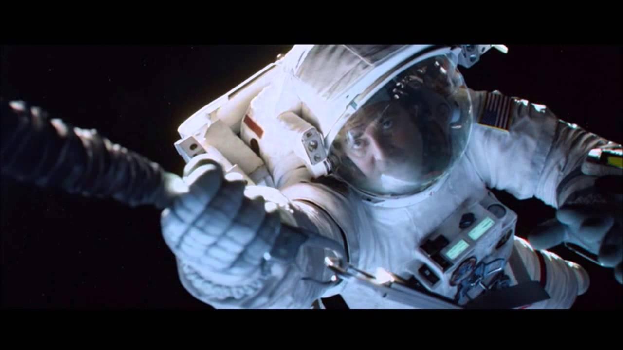 Gravity - Clip (3/11): Matt Kowalski's Death - YouTube