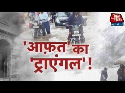 Sudden Weather Change Disrupts Life Across North India