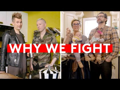 Couples Talk About Fighting | How Two Love | Refinery29 thumbnail