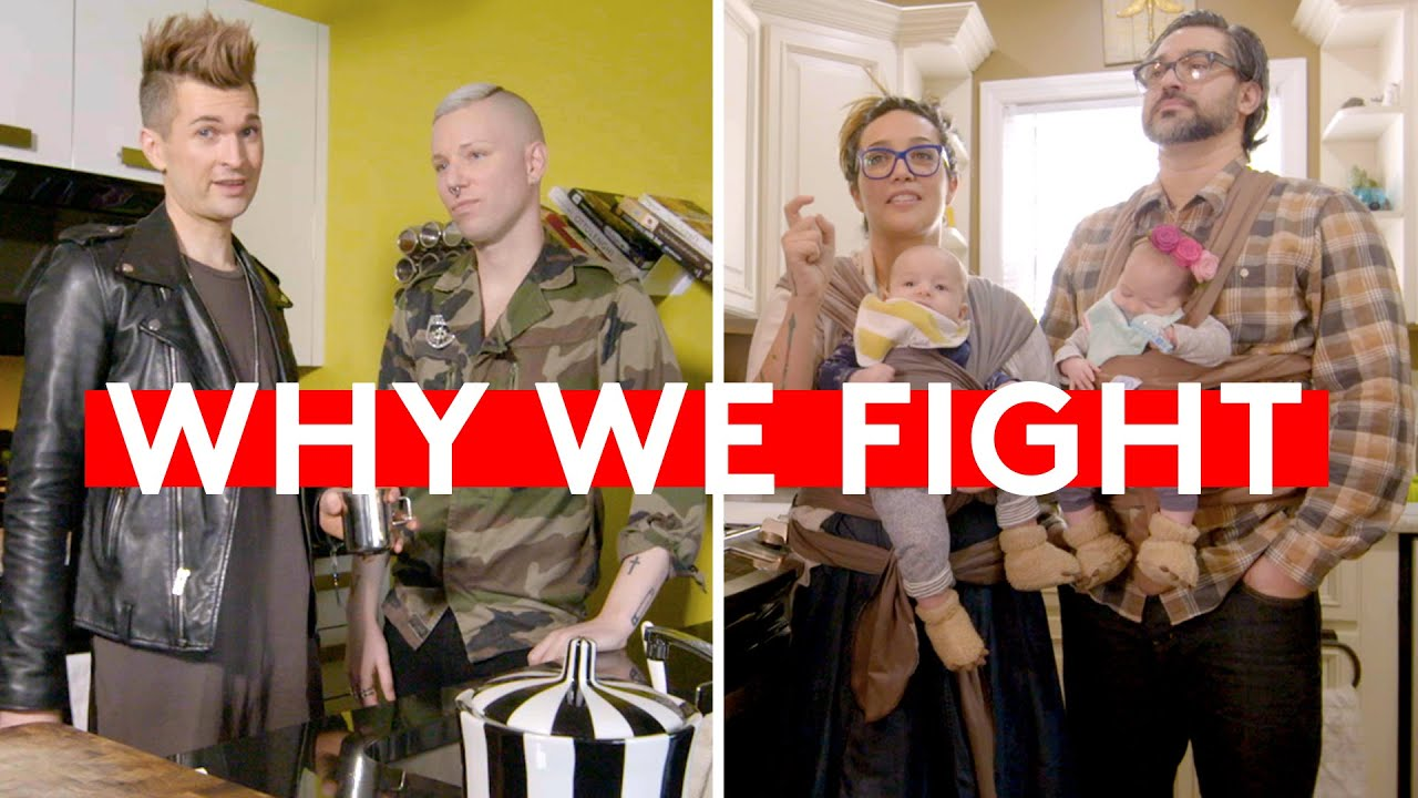 Couples Talk About Fighting | How Two Love | Refinery29 ...