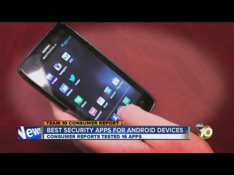 Consumer Reports Finds Best Security Apps For Android Devices