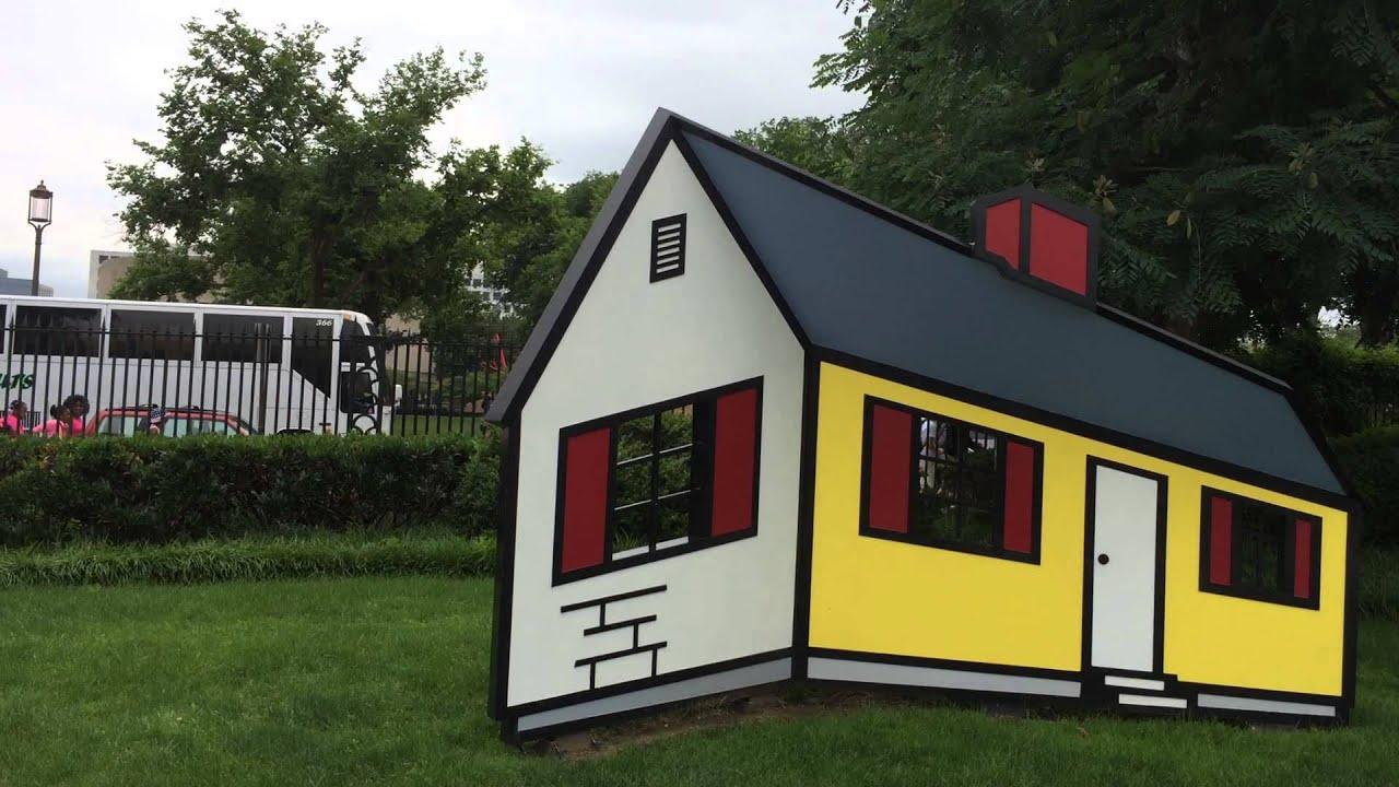 House I - Roy Lichtenstein - YouTube