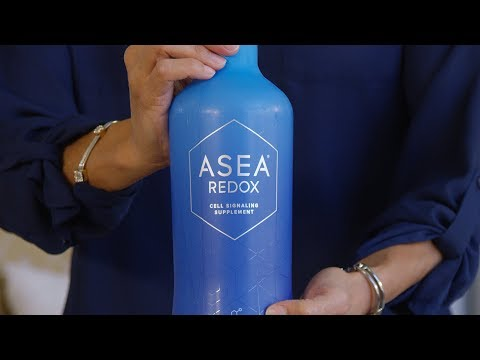 Breakthrough: ASEA REDOX Cell Signaling Supplement