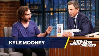 Kyle Mooney Shows Off His Epic '80s and '90s VHS Collection