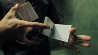 "Card Flourish Tutorials • Flourish NAME ""Gyroscope"" • CARDISTRY x FLOURISH x MAGICIAN"