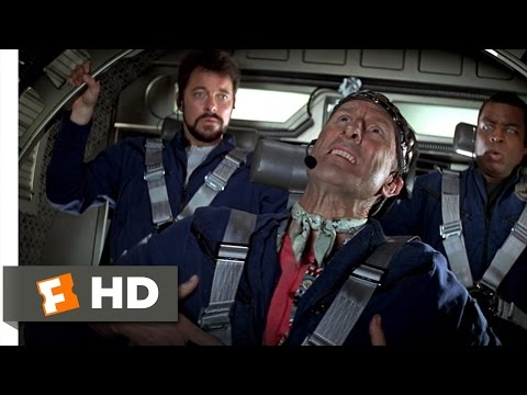 Star Trek: First Contact 79 Movie CLIP  Blast Off! 1996 HD