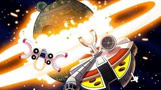 Angry Birds Star Wars Злые Птички прохождение игры Серия 7