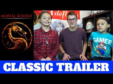 Mortal Kombat Trailer (1995) REACTION thumbnail