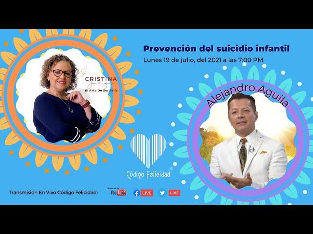 Prevención del suicidio infantil
