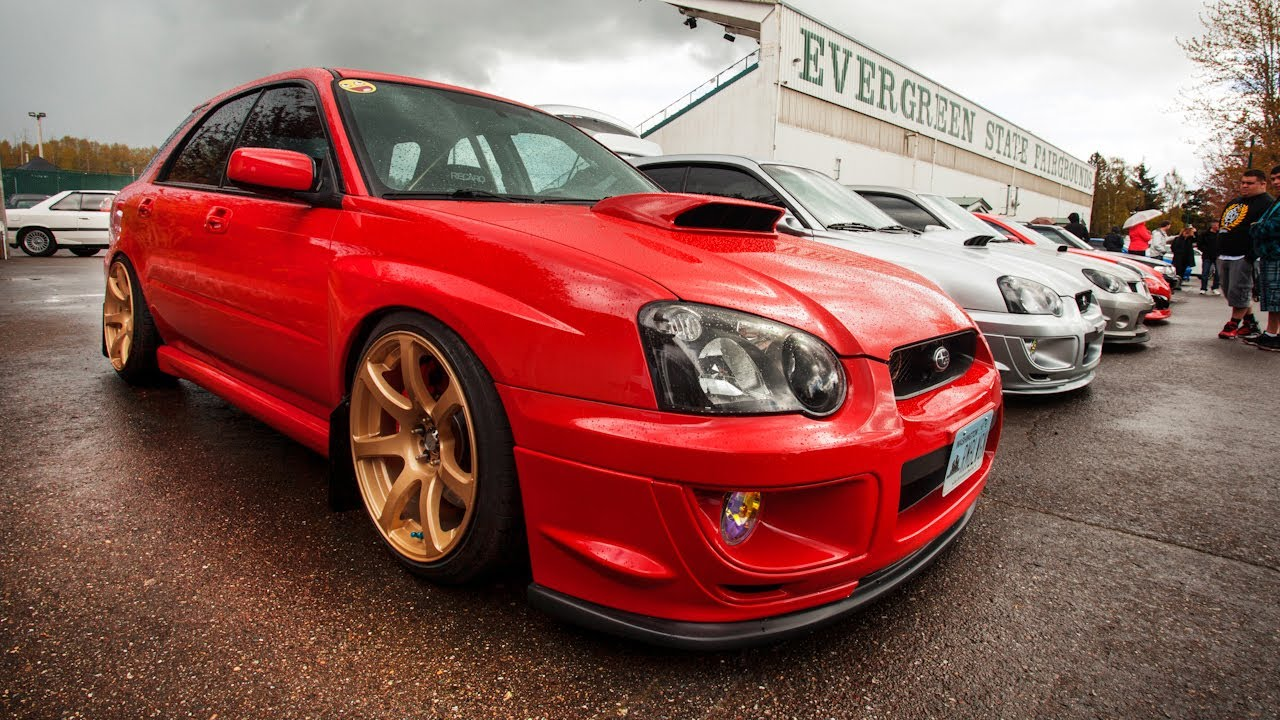 Rumble wagon 2004 subaru wrx 2013 imscc competitor youtube vanachro Images