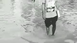 Flood with Rain