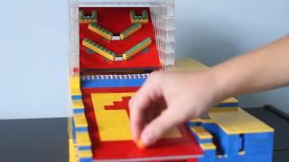 Ultimate LEGO Skeeball Machine