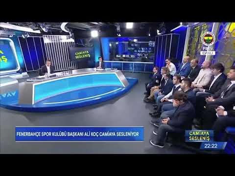 Ali Koç TurkuvazMedya A Spor ve Sabah SPOR'a verdiği ibretlik ayar...