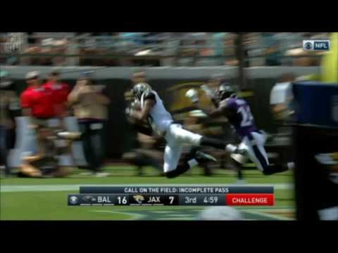 BALTIMORE RAVENS vs. JACKSONVILLE JAGUARS (Highlights) WEEK 3