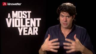 Interview J.C. Chandor A MOST VIOLENT YEAR