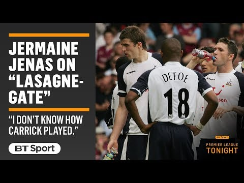 What really happened with Lasagne-gate? Jenas on Spurs' controversial game at West Ham