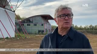 Yvelines | Visite de la Halle Renzo Piano à Guyancourt – Journées Nationales de l'Architecture