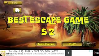 BEST ESCAPE GAME 2020 LEVEL 52