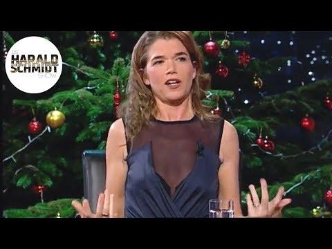 Anke Engelkes Brüste   Die Harald Schmidt Show