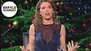 Anke Engelkes Brüste | Die Harald Schmidt Show
