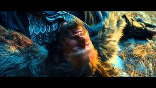 Thorin Vs Azog And Dwarves' Attack [HD]