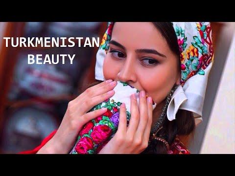 TURKMENISTAN IN CENTRAL ASIA - EXPLORE THE BEAUTY OF TURKMEN