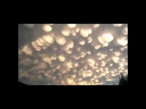 Kadim Cihan - Meme Bulutları (Mammatus Clouds)