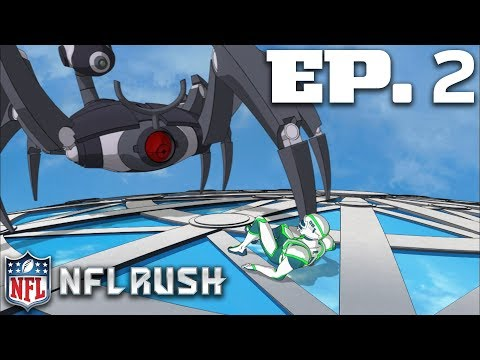 Ep. 2: Change of Plans (2012 - Full Show) | NFL Rush Zone: Season of the Guardians