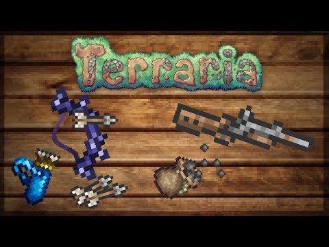 Нестандартный стрелок || Terraria за стрелка #1