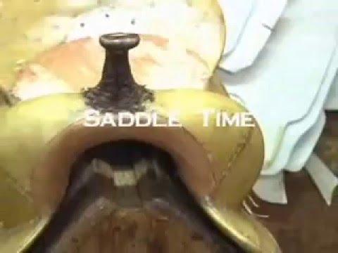 Caldwell Saddles presents proper saddle fit