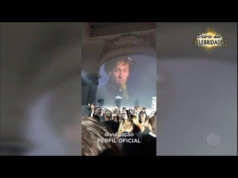 Diário Das Celebridades: Neymar Comemora Aniversário De 26 Anos Com Festão Em Paris