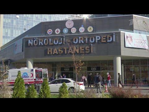 Турция обновила максимум по суточной смертности от коронавируса.