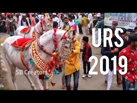 TAJUDDIN BABA (R.A) | SHAHI SANDAL 2019 NAGPUR, INDIA