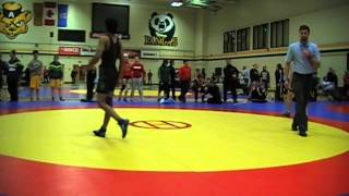 2014 Golden Bear Invitational: 57 kg Dave Sharma vs. Keegan Oliver