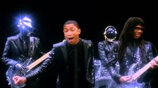 Daft Punk - Get Lucky (Official Video) ft. Pharrell Williams